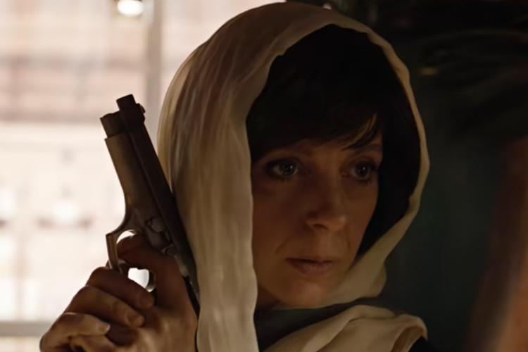 Mary Watson Sherlock Season 4