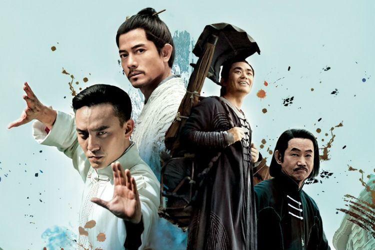 Monk Comes Down The Mountain Chinese Movies Netflix