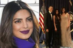 Priyanka Chopra is WAY too involved with the Obamas & the US. Is desi girl turning parayi?