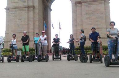 Rajpath Segway Tours  (Courtesy: Facebook/Segway Tours India)