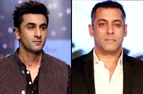 Ranbir Kapoor Salman Khan IANS photos for InUth dot com