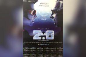 Robot 2 3d poster