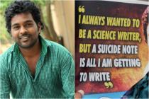 Lesson from Rohith Vemula's suicide: No matter what, govts must allow students to dissent