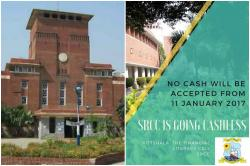 2 months after demonetisation, SRCC to go cashless from tomorrow