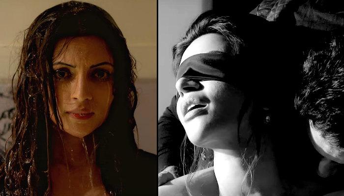 Shama Sikander Maaya web series
