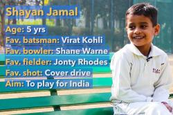 WATCH: 5-year-old Shayan Jamal's exceptional skills that made him the youngest player to play a U-14 match