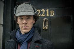 WTF! Benedict Cumberbatch and Sherlock Holmes' author are actually related!