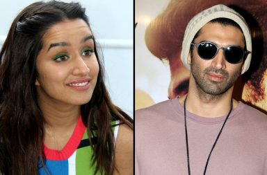 Shraddha Kapoor Aditya Roy Kapur IANS photos for InUth dot com
