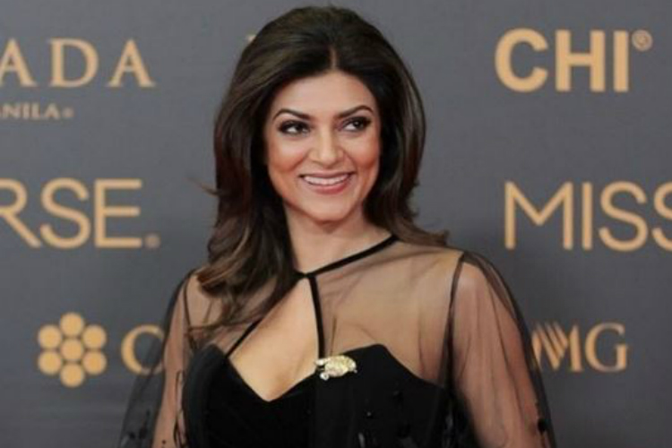 Sorry Roshmitha Harimurthy but Sushmita Sen was the center of attraction at Miss Universe 2016 [PICS & VIDEO]