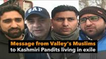 Watch: Valley's Muslims want Kashmiri Pandits back but as neighbour not in separate colonies