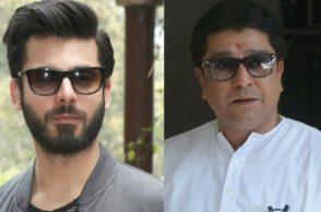Fawad Khan Raj Thackeray