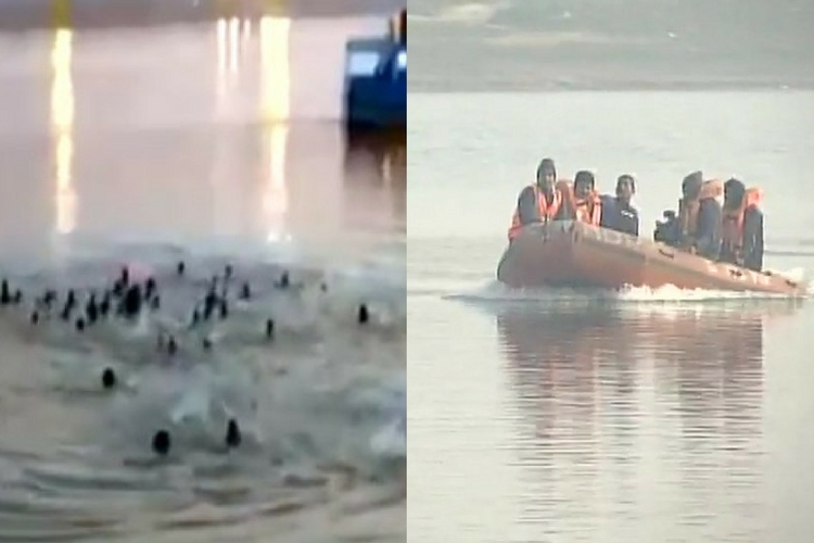 At least 19 dead as boat capsizes in Ganga river near Patna