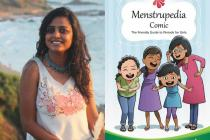 This girl is shattering stereotypes surrounding periods with her unique comic book, Menstrupedia