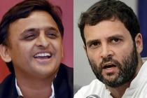 Samajwadi party and Congress to contest UP elections together; SP to have 298 seats, Cong to get 105