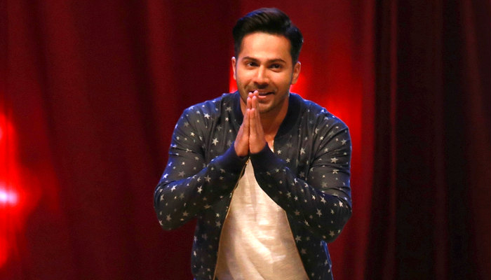 Varun Dhawan IANS photo for InUth dot com