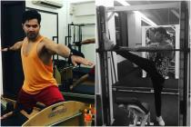 WATCH: Varun Dhawan gets lean and mean for Judwaa 2. Wanna know how?