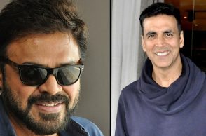 Venkatesh Akshay Kumar IANS photos for InUth dot com