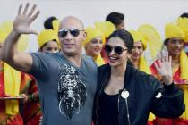Vin Diesel gets a rousing welcome upon arrival in India, wins internet for thank younote