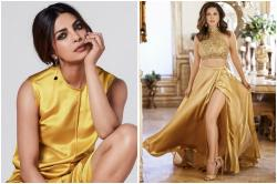From Sunny Leone to Priyanka Chopra, yellow has become the favourite colour this season!