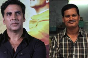 Akshay Kumar and Arunachalam