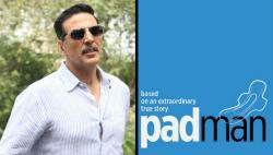 Akshay Kumar is not R Balki's 'Padman'. Then who is?