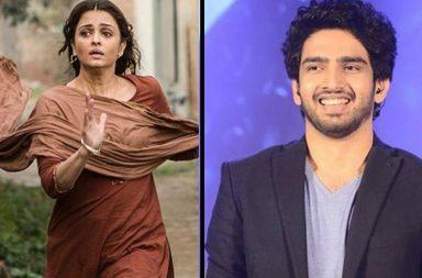 Amaal Mallik and Aishwarya Rai Bachchan