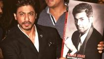 Watch: Shah Rukh Khan's heartfelt note for BFF Karan Johar at 'An Unsuitable Boy' book launch