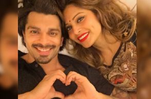 Bipasha Basu and Karan Singh Grover (Courtesy: Instagram/Karan Singh Grover)