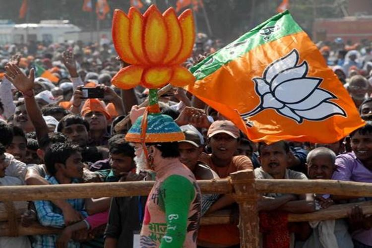'Started by me, Ram temple issue led to BJP's leap'