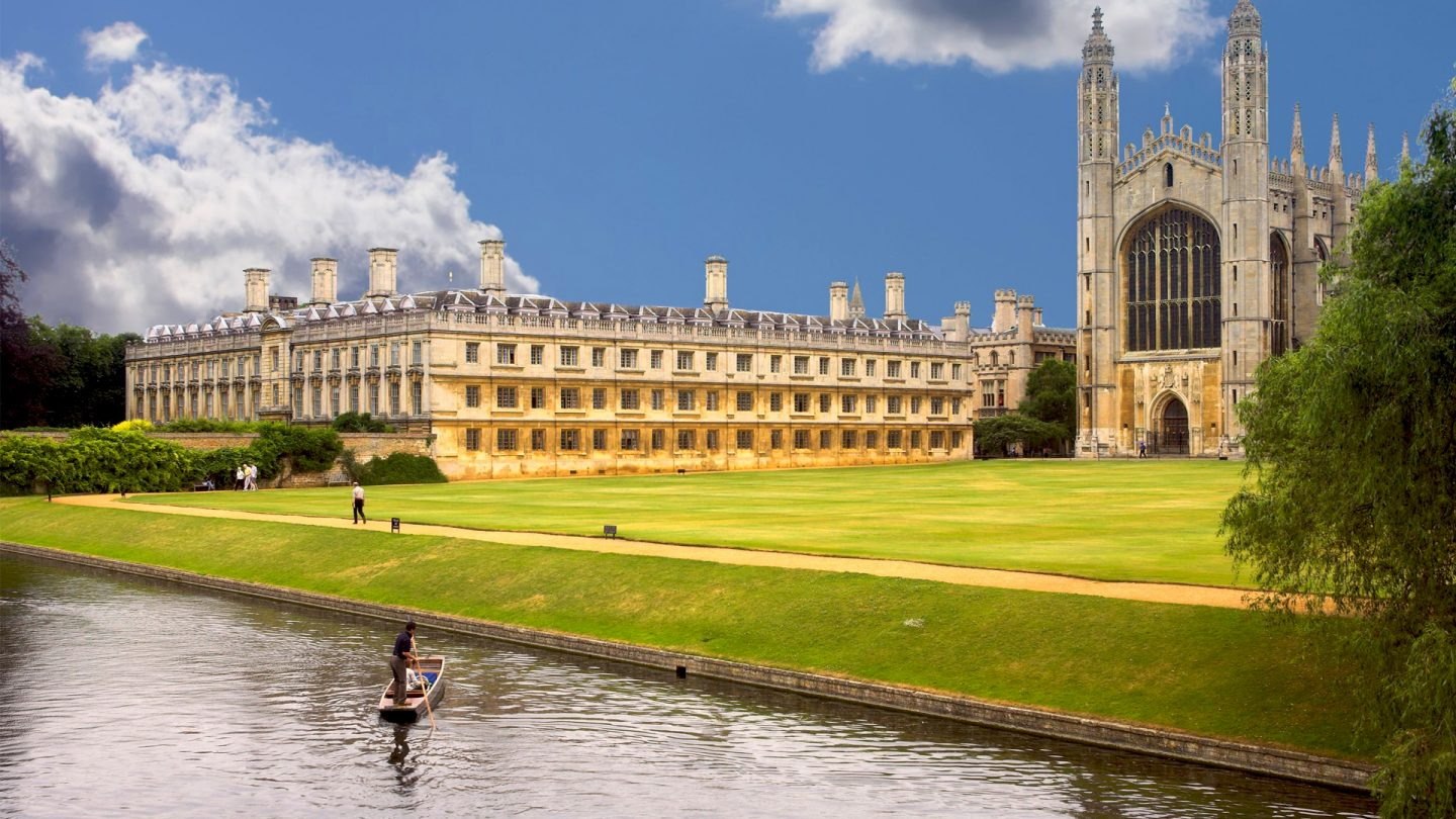 the history of cambridge university