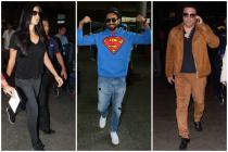 Photos: Katrina, Govinda and others were high on fashion quotient at the airport!