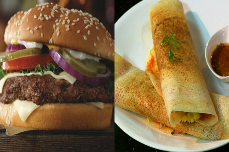 Foodies nightmare: McDonalds just launched Masala Dosa Burger and it's sheer blasphemy against food lovers