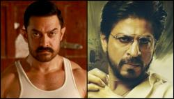 Dangal Box Office collection: Raees is nowhere close to what Aamir Khan film had achieved in 6days