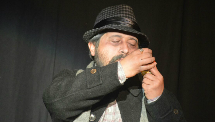 Dedh Inch Upar: Reliving the war terror in a 45-minute play