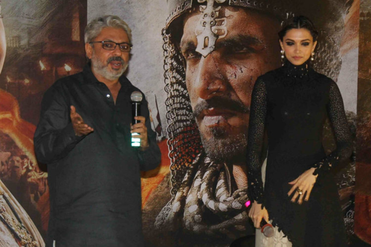 Protesters manhandle Sanjay Leela Bhansali, tear off his clothes