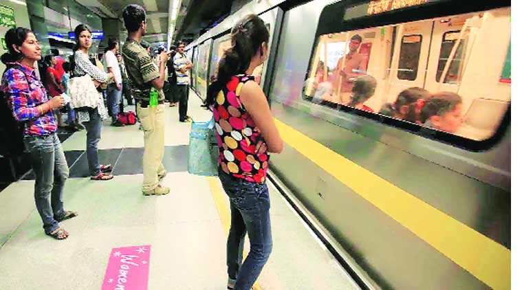Women passengers allowed to carry knives in Delhi Metro: Here's why DMRC has got it allwrong