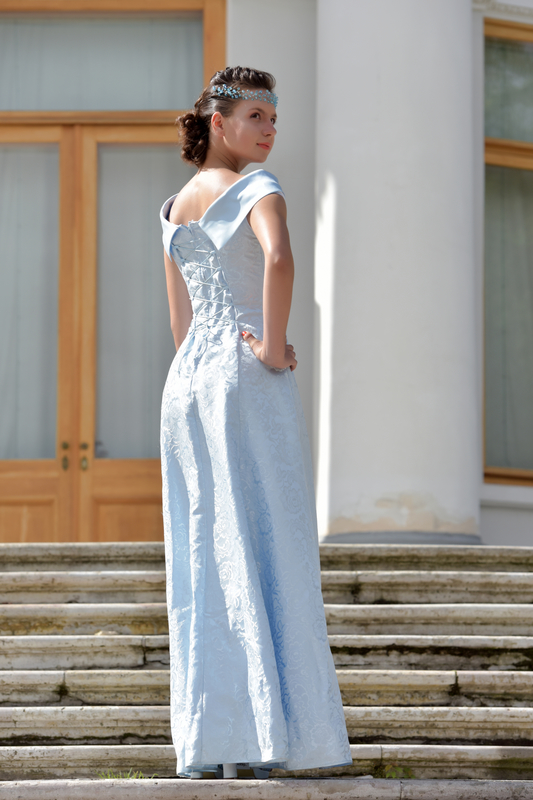 blue dress for inuth.com