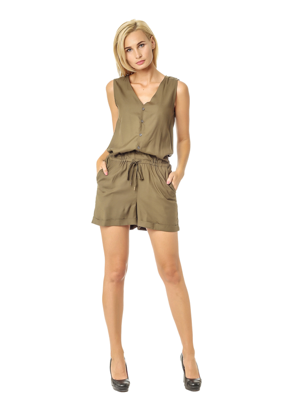 khaki dress for inuth.com