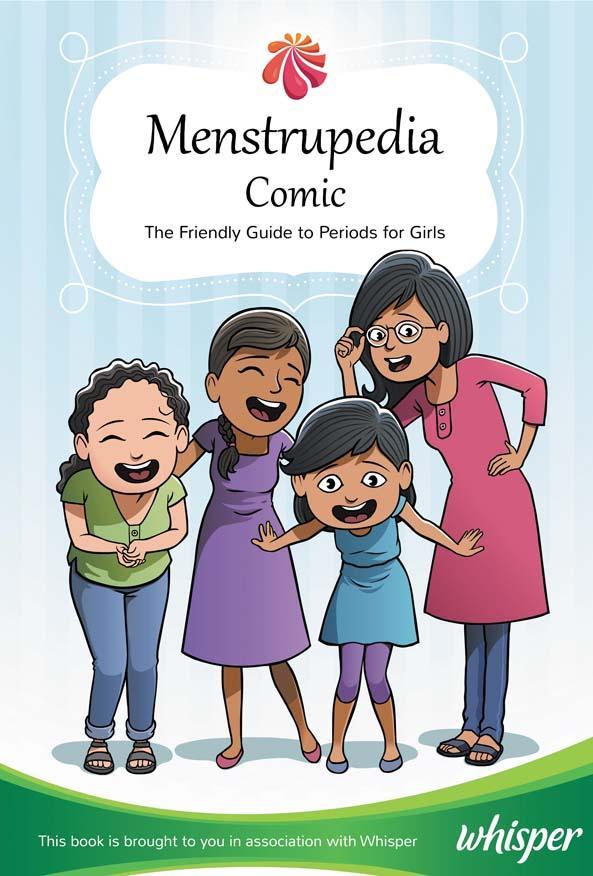 Menstrupedia (Photo: Menstrupedia.com)