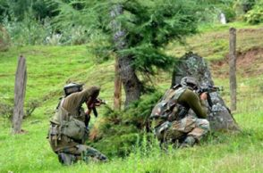Gallantry award for officers who carried out Surgical strikes
