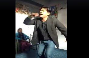 Video Screenshot/Facebook