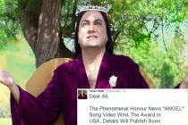 Taher Shah's 'Angel' just won an award in US and we're having a hard time believing it