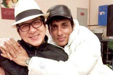Jackie Chan, Sonu Sood