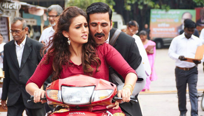 Jolly LLB 2 audience review: Akshay Kumar makes people go crazy with his antics