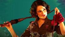 Watch: Kangana Ranaut's 'Bloody Hell' from Rangoon shows why Miss Julia isjaanbaaz