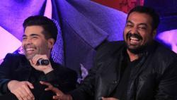 Troll asksAnurag Kashyap to stop 'sleeping' with Karan Johar, latter comes up with epicreply