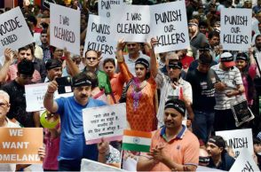 Kashmiri pandit exodus