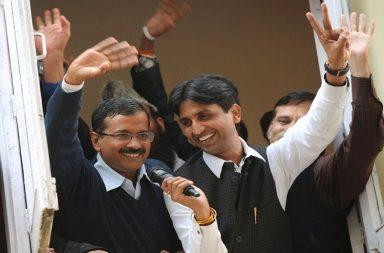AAP leader Kumar Vishvas