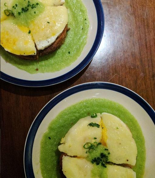 Eggs Kejriwal