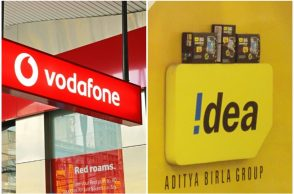 Idea and Vodafone